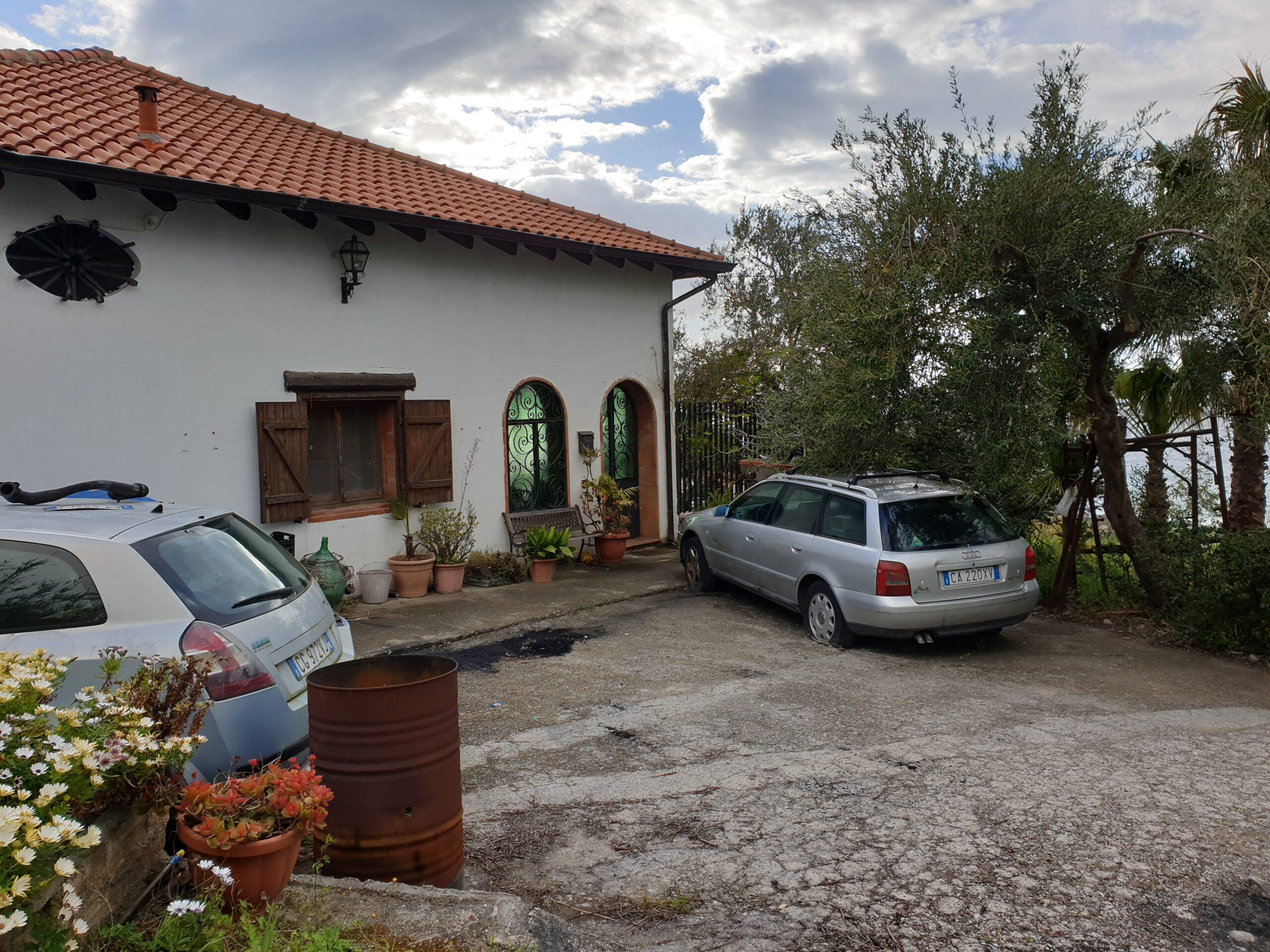Villa panoramica Ortoliuzzo