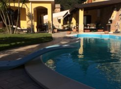 Villa con piscina a Curcuraci #VT14792