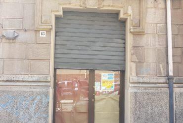 Locale commerciale ristrutturato in affitto pressi Via dei Verdi #LT15864