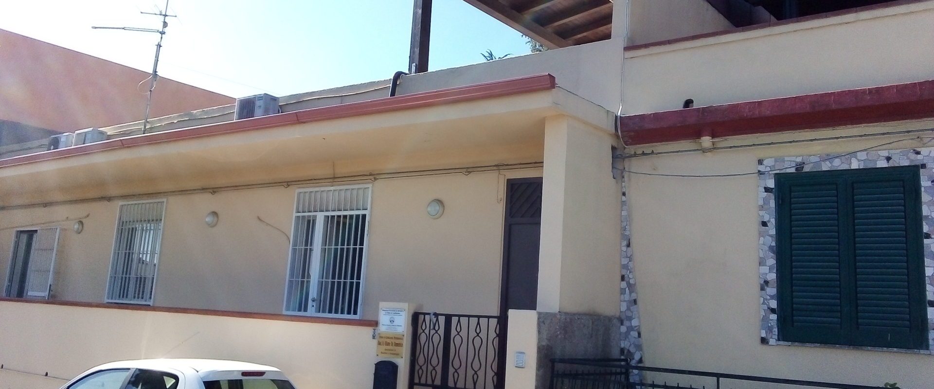 Casa indipendente con panorama in vendita pressi Curcuraci