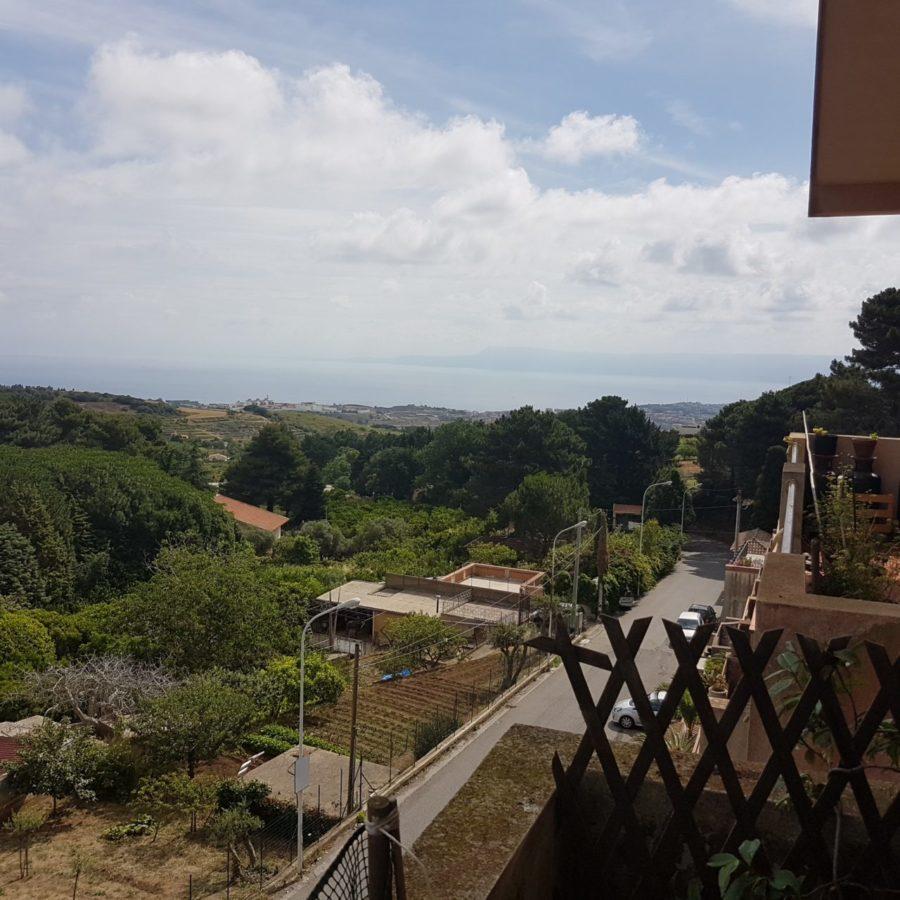 Panoramico appartamento Curcuraci