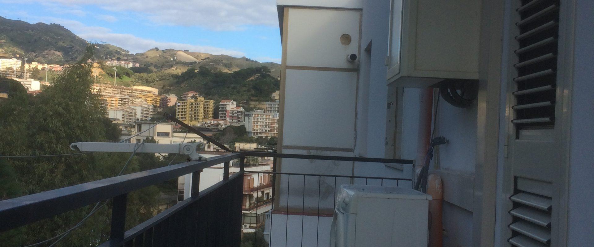 Attico panoramico in affitto pressi Viale regina elena