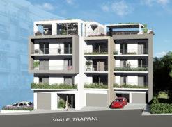 Nuovi appartamenti in vendita Via Torrente trapani #VT15912