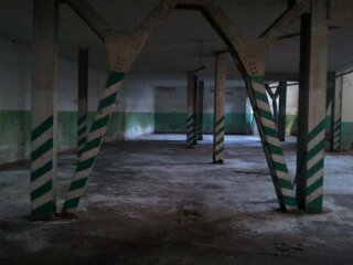 Garage Deposito Contesse Messina