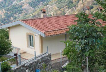 Villa due piani e terreno in vendita Pagliara(ME) #VT14297
