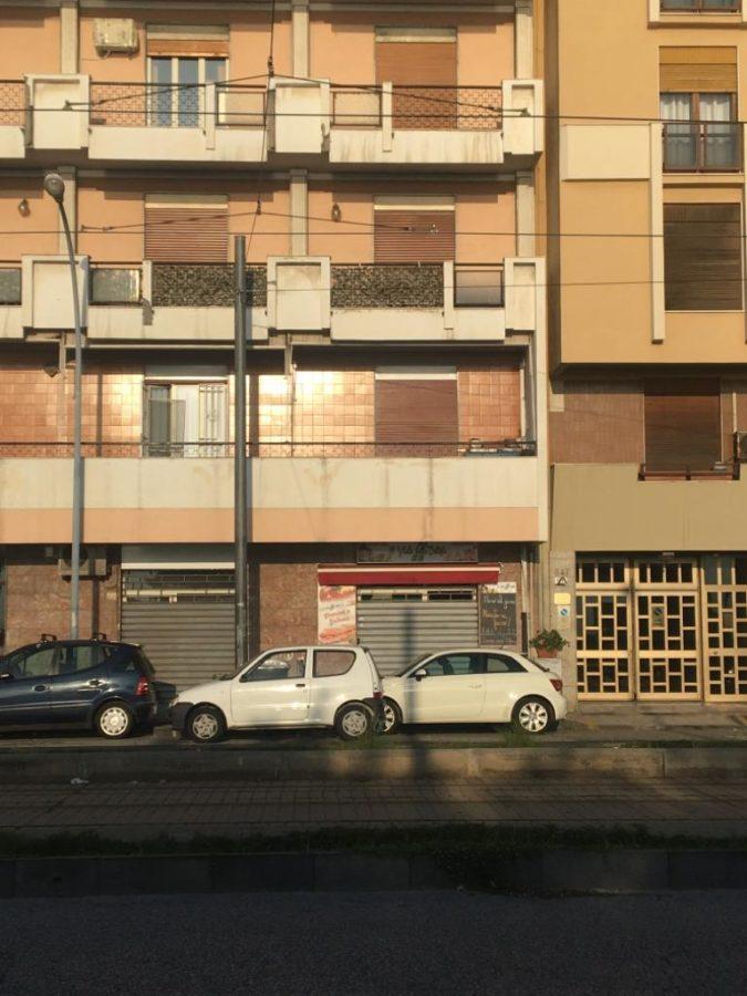 Messina vendita locale commerciale viale della Libertà